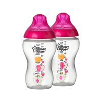 Tommee tippee Closer To Nature x2 340ml