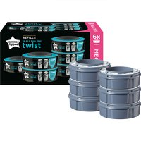 Tommee tippee Twist & Click Part x6